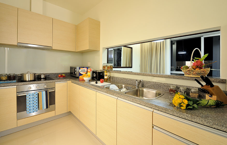 One Bedroom Apartments For Rent In HCMC